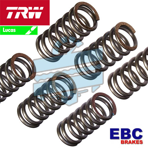 hyosung gt650 gv650 heavy duty clutch springs