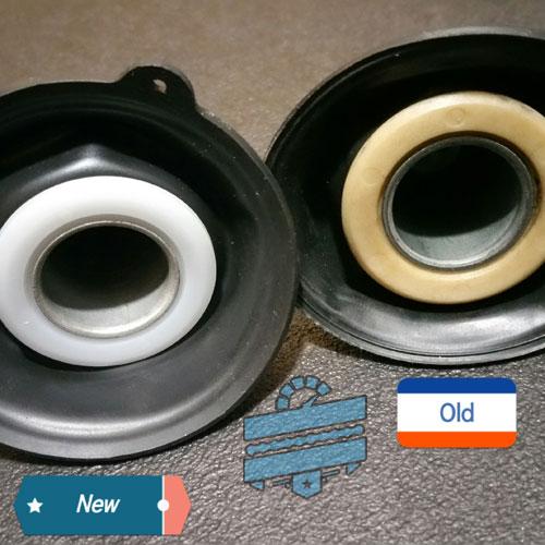 carburetor carburettor Carb Diaphragm (Throttle Slide Piston) :: Hyosung GT125R GV250 GT250R GV125