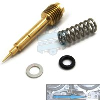 Carburettor Carb Air Mixture Pilot Screw x1 (CO Adjuster) - GV125 GT125 R RC GV250 GT250 Hyosung