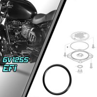 Oil Drain Cover O-Ring (Strainer Cap Seal) :: Hyosung GV125S EFi