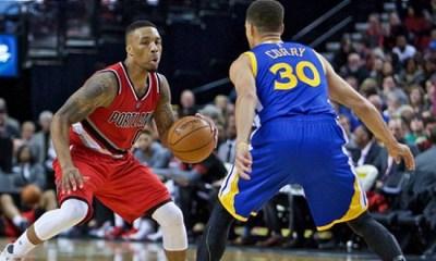Lillard vs Curry