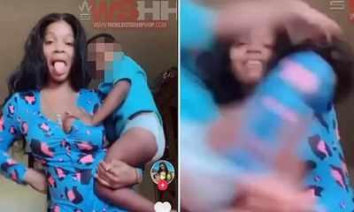 Yeni TikTok Akımında İnsanlar Bebeklerini Top Gibi Atıyorlar
