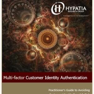 Multi-Factor Customer Identity Authentication
