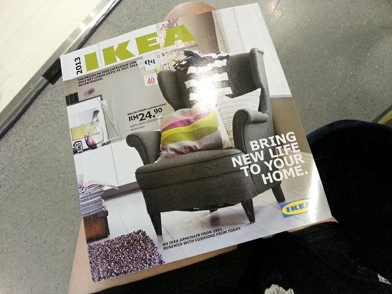 The 2013 Ikea Catalogue Is All Magic Hype Malaysia