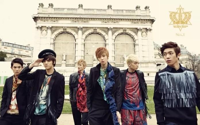 TEEN TOP Asia Tour