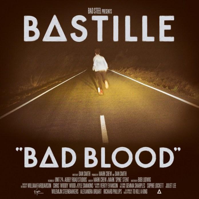 Bastille - BAD BLOOD ALBUM SLEEVE