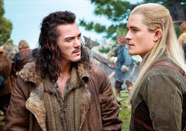 Bard and Legolas