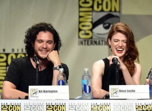 Game of Thrones Panel SDCC 3