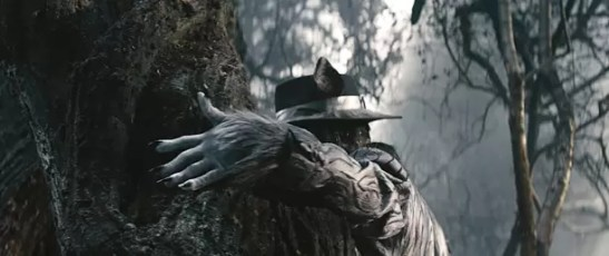 Into The Woods Johnny Depp The Wolf