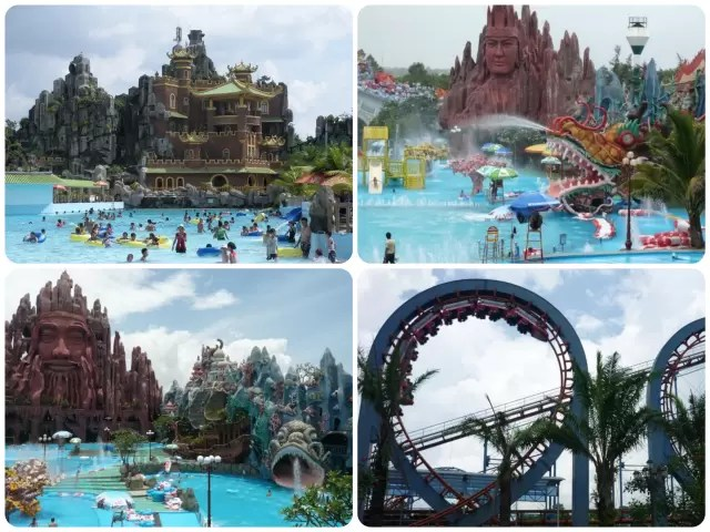 Go For A Ride (Or Two) At One Of These Top Theme Parks In