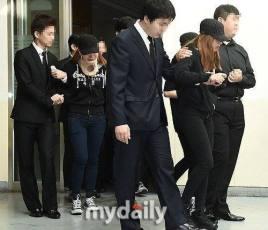 EunB Funeral 6