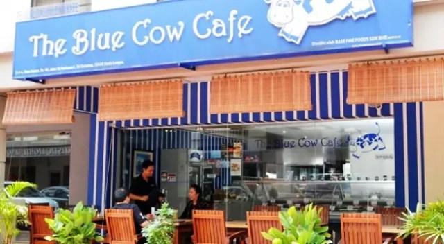 Pet Friendly Cafe Blue Cow Cafe