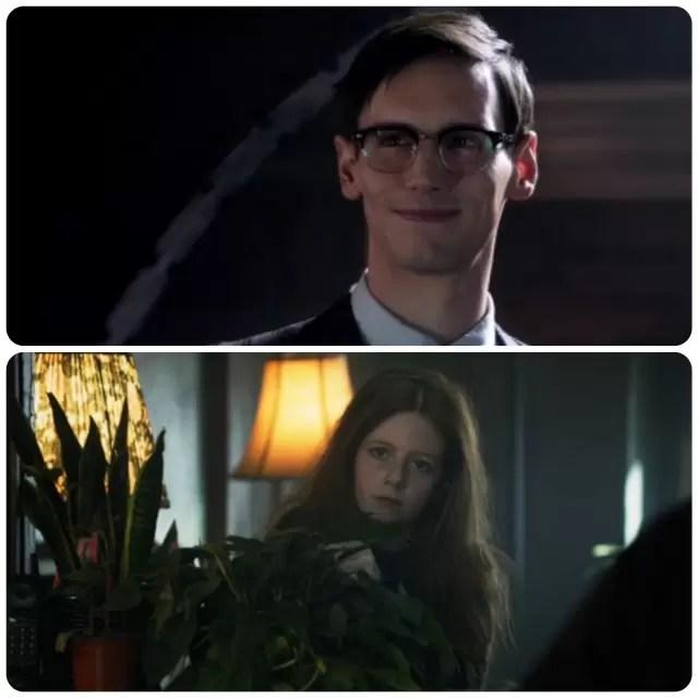 Poison Ivy The Riddler Gotham TV