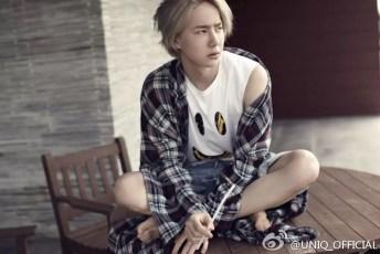 YG Entertainment Wong Yibo