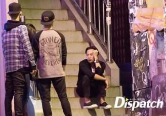 Dispatch - G-Dragon and Kiko