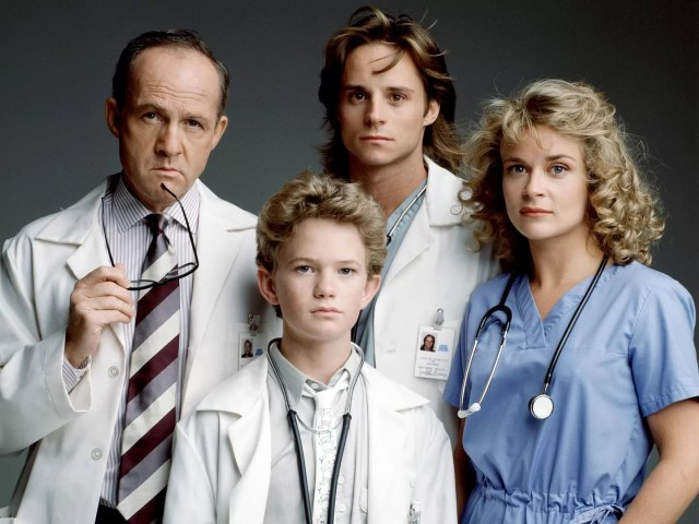 Doogie Howser MD TV