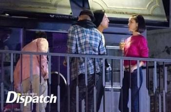 G-Dragon and Kiko dating again