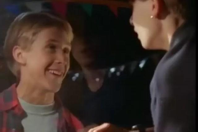 Ryan Gosling on Are You Afraid of the Dark