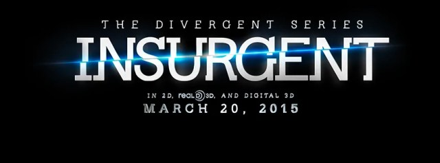 The Divergent Series Insurgent Release Date