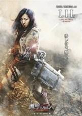 Attack on Titan Movie - Rina Takeda as LIL