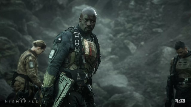 Mike Colter in Halo Nightfall