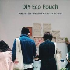 DIY Eco Pouch