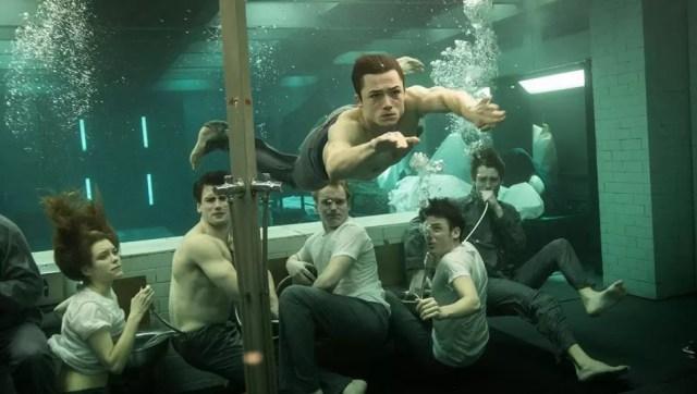 Kingsman Underwater Scene