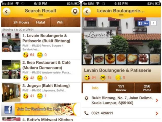 OpenRice App Malaysia
