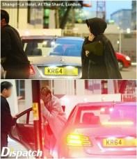 Lee Min Ho Suzy The Shard London