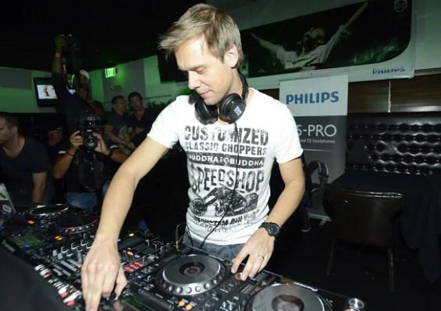 Armin van Buuren Philips A5-PRO