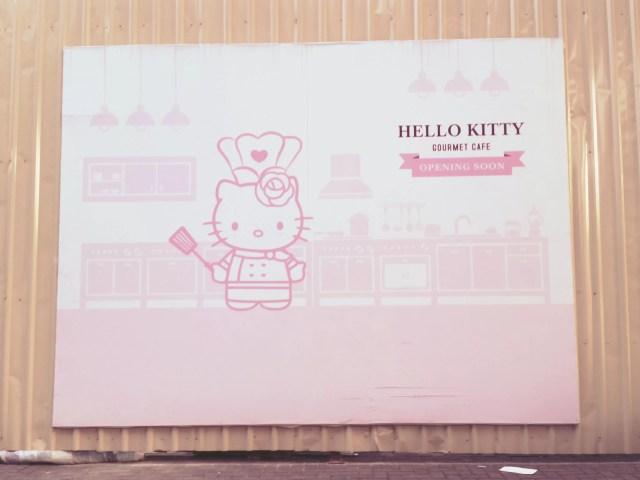 Hello Kitty Cafe Sunway Pyramid
