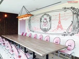 Sunway Pyramid Hello Kitty Cafe 3