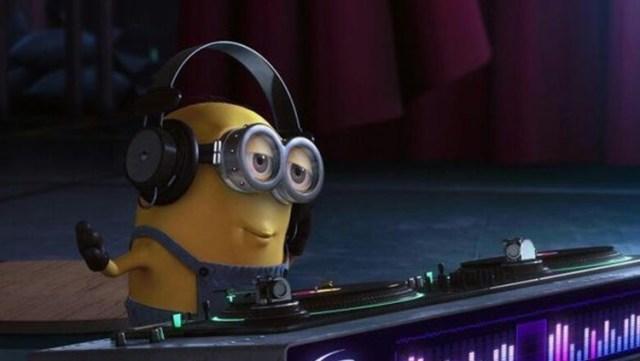 DJ Hardwell Minion