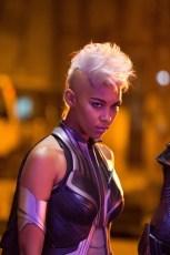 DF-02536 Alexandra Shipp as Ororo Munroe / Storm in X-MEN: APOCALYPSE.