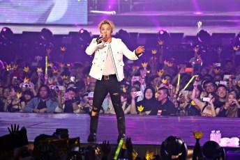 BIGBANG Taeyang in Malaysia 2015