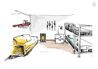 G-Dragon x Airbnb 3