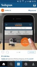 Lazada Instagram Ad 4