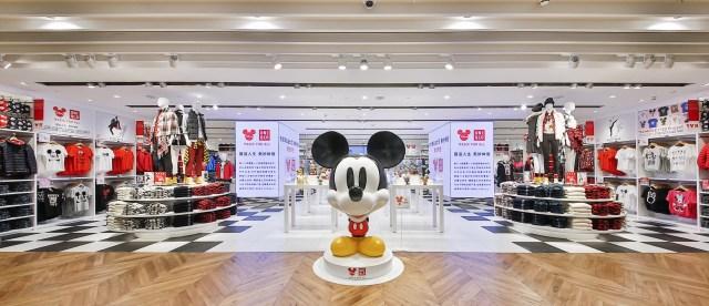 Uniqlo Disney Magic For All Shanghai 5