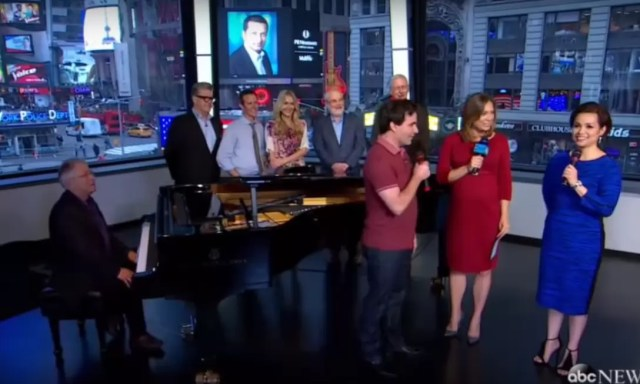 Aladdin Cast Good Morning America