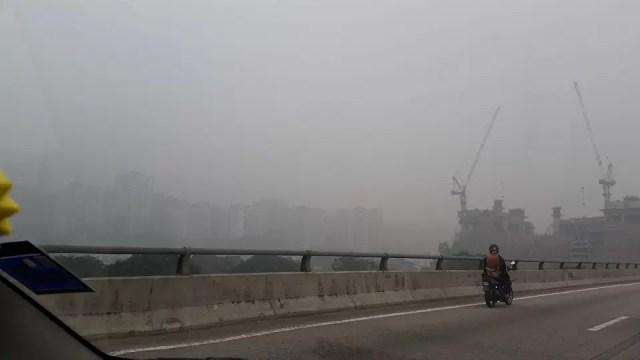 Haze Malaysia 2015