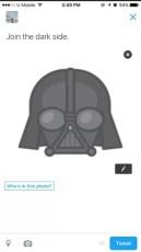 Star Wars App - Emoji
