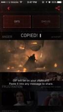 Star Wars App Gif