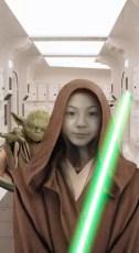 Star Wars App - Selfie