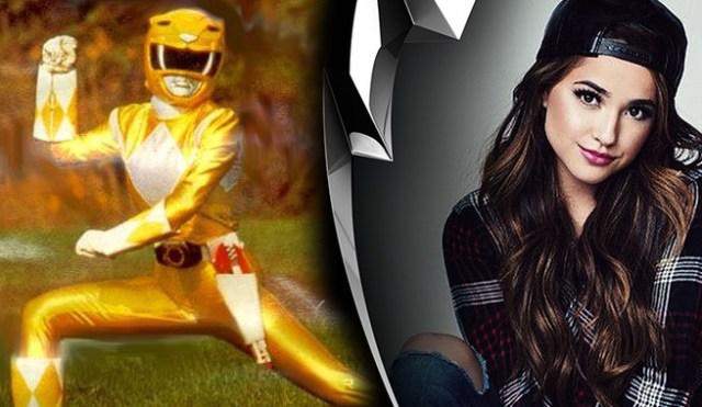 Becky Gomez as Yellow Ranger