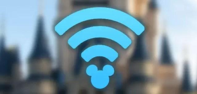 Disneyland WiFi