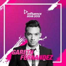 Influence Asia 2015 Gareth Fernandez