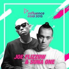 Influence Asia 2015 Joe Flizzow and Sona One