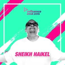 Influence Asia 2015 Sheikh Haikel
