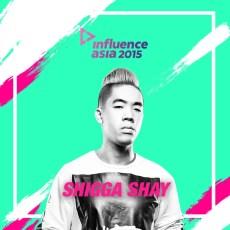 Influence Asia 2015 Shigga Shay
