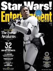 Star Wars The Force Awakens Cover - John Boyega